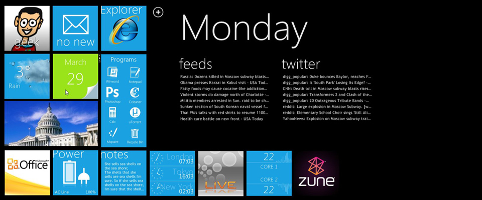 Sviluppo App Windows Phone
